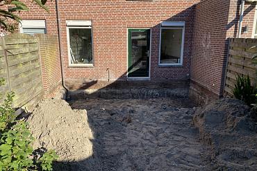Aanbouw Elsbroek