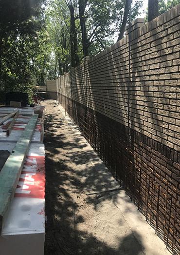 Aanbouw serre met terras en zwembad
