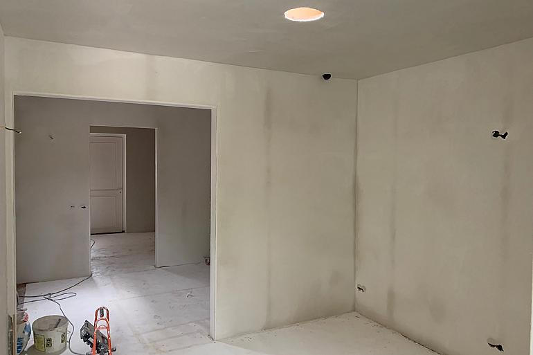 Aanbouw Wmo project